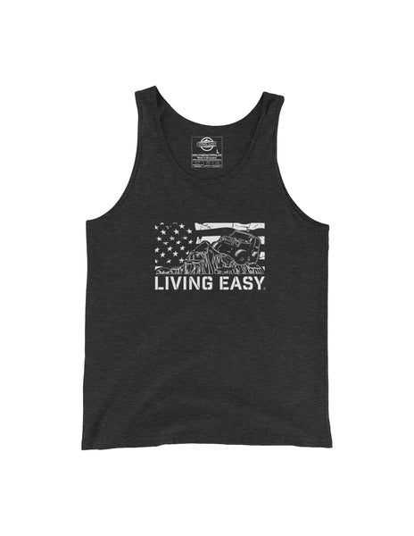 Living Easy 4x4 Tank Top