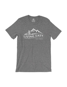Living Easy Adirondacks Tee