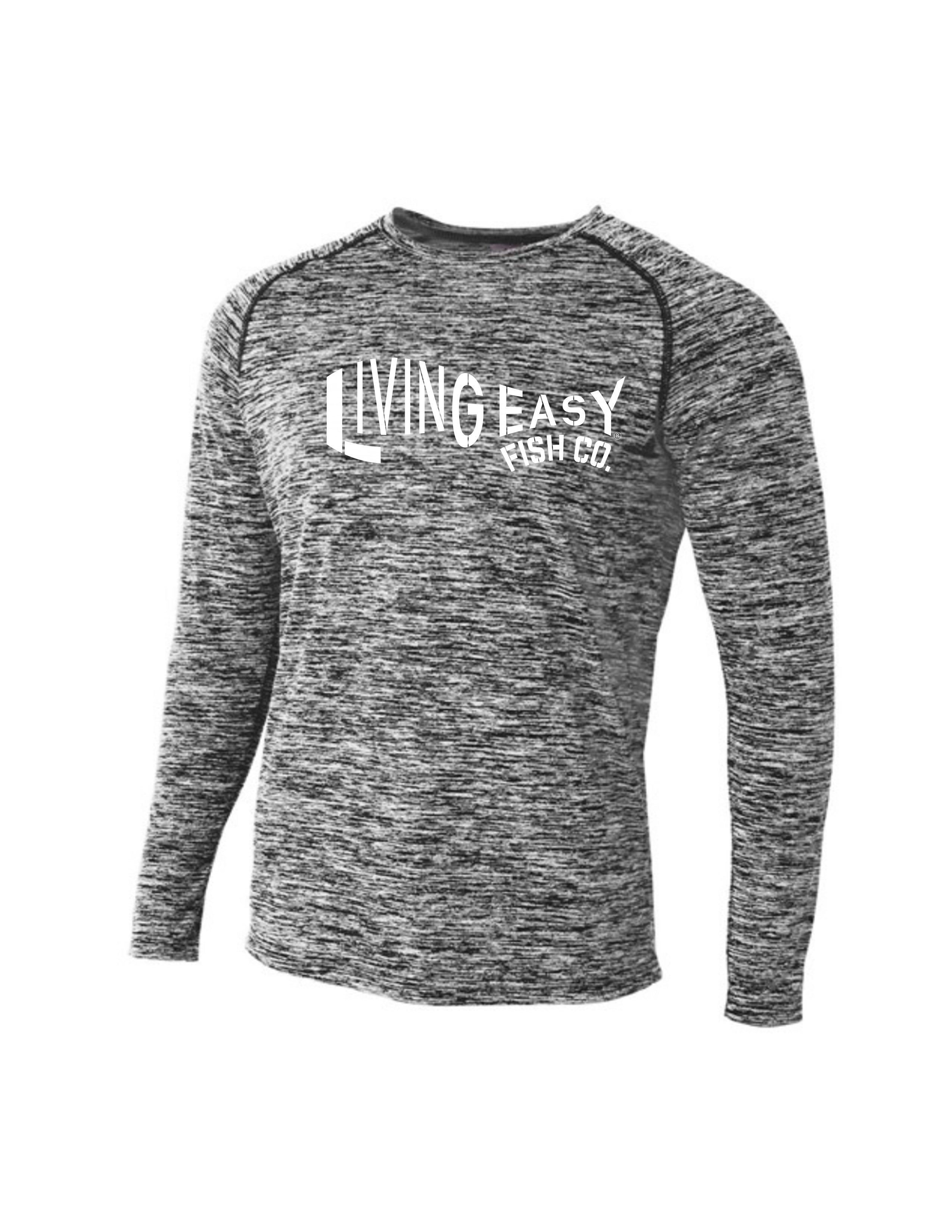 Living Easy® Fish Co. Performance Long Sleeve