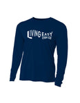 Living Easy® Fish Co Long Sleeve Performance Shirt