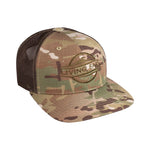 Living Easy® Logo Camo Hat