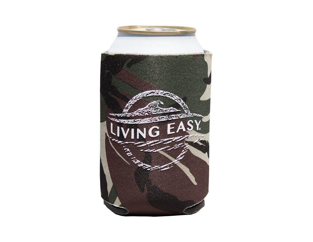 Faded Logo Can Holder