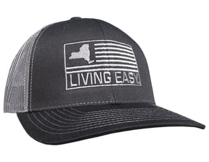 Living Easy® New York Flag Hat