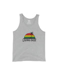 Living Easy Reggae Palm Tank Top