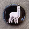 Alpaca Fridge Magnet-Counter Couture