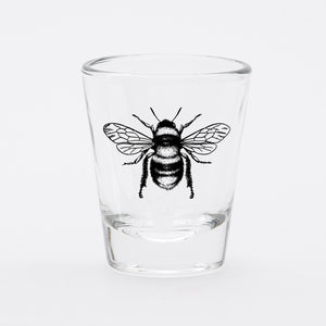 Bumble Bee Shot Glass-Counter Couture