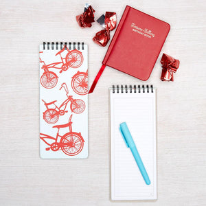 Bicycle Notebook-Counter Couture