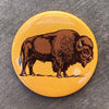 Bison Fridge Magnet-Counter Couture
