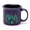 Camping Ceramic Coffee Mug-Counter Couture