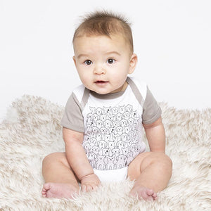 Dogs Baby Bodysuit-Baby-Counter Couture