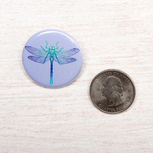 Dragonfly Button-Counter Couture
