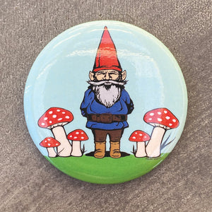 Gnome Fridge Magnet-Counter Couture