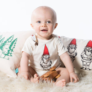Gnome Baby Bodysuit-Baby-Counter Couture