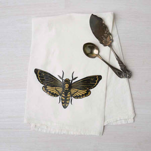 Moth Flour Sack Towel-Counter Couture