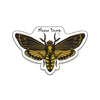 Sticker - Moth (S-ND-moth)