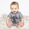 Sasquatch Cotton Baby Bodysuit-Baby-Counter Couture