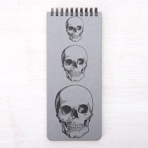 Skull Notebook-Counter Couture