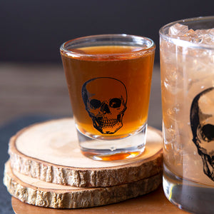 Skull Shot Glass-Counter Couture