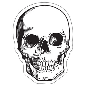 Skull Sticker-Counter Couture