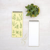 Herbs Jotter Notebook-Counter Couture