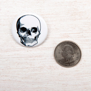 Skull Button-Counter Couture