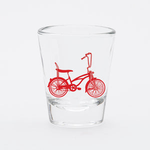 Stingray Bike Shot Glass-Counter Couture