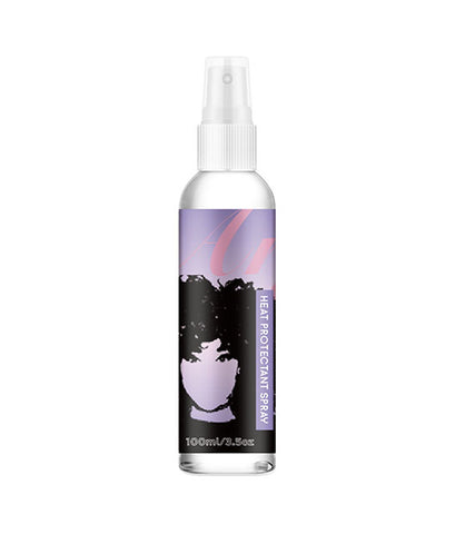 Sulphate Free Heat Protectant Spray For Protecting Hair From Blow Dry Flat Iron