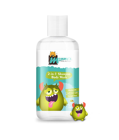 Private Label Extreme Moisture Curly Hair Care Products For Kids