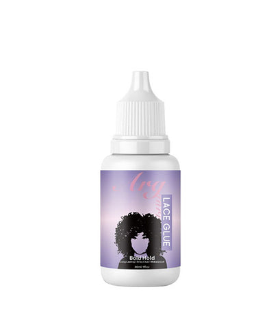 Private Label Super Hold Hair Adhesive Glue For Lace Frontal Waterproof And Sweatproof