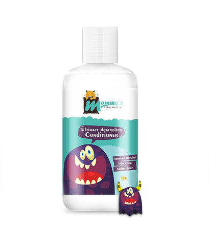 Cruelty Free And Sulfate Free Baby Kids Deep Detangls Conditioner