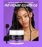 Private Label Alcohol Free Water Based Edge Control For Natural Hair