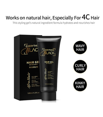 Private Label Natural Look Holding Hair Gel Without Alcohol