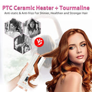 LCD Automatic Hair Curler Pro