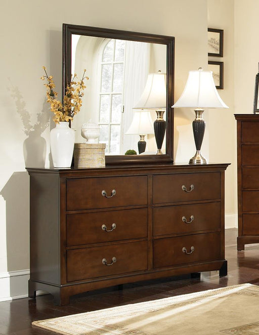 Tatiana Transitional Six-Drawer Dresser image
