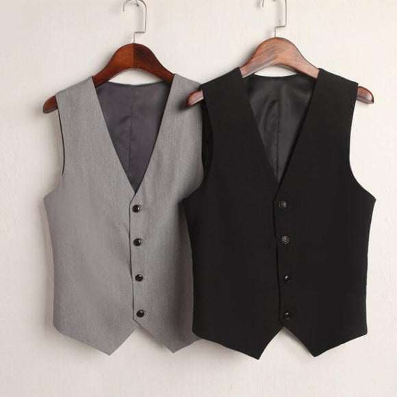 #0720 Summer V-Neck Vest Women Thin Loose Waistcoat Single Breasted Sleeveless Blazer Feminino Short Slim Veste Femme Tide XXXL