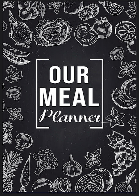 Our Meal Planner (Digital Download)
