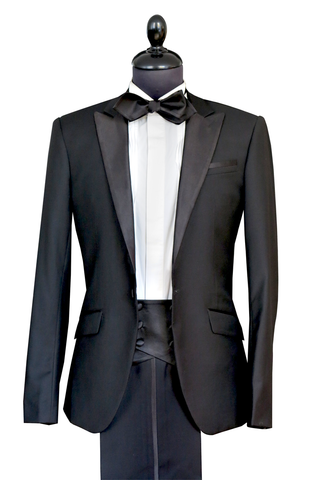 "Tuxedo suit ""By Eneroth""- Black - By Eneroth"