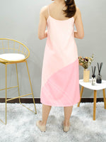 Load image into Gallery viewer, JOVELL TENT DRESS (PINK)