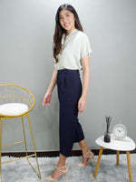 Load image into Gallery viewer, MIA CULOTTES (NAVY BLUE)