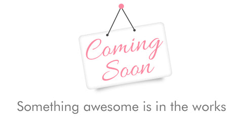 Coming Soon - Somthing awesome is in the works