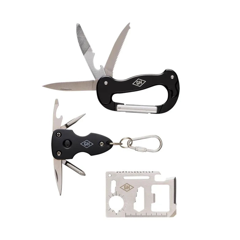 Multi Tool Survival Kit