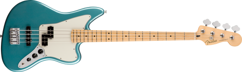 fender Player Jaguar Bass, Maple Fingerboard, Tidepool