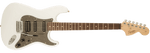 squier Affinity Series Stratocaster HSS, Laurel Fingerboard, Olympic White