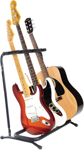 Fender Multi-Stand 3 guitar