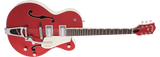gretsch G5410T Limited Edition Electromatic Tri-Five Hollow Body Single-Cut with Bigsby, Two-Tone Fiesta Red/Vintage White