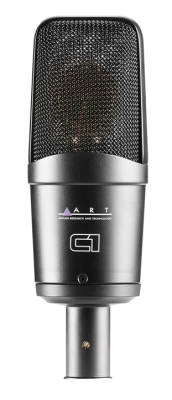 ART C1 Cardioid Side Address Studio Microphone