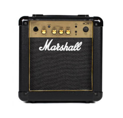 Marshall MG Gold Series 10W Combo electric guitar amplifier amp