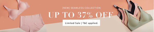 Seamless [UP to 37% OFF]