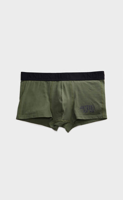 Beast Capital • Waistband Boxer - Celessa Soft Clothing