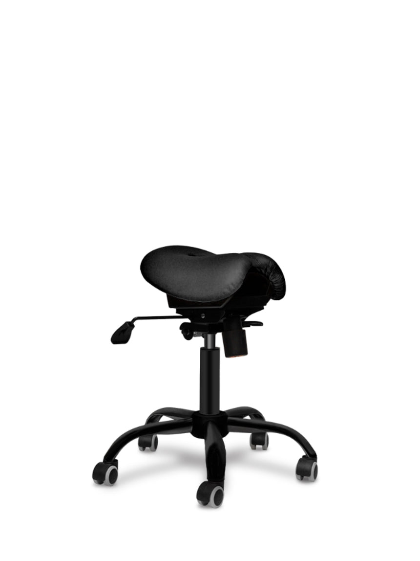 TinyDuo the Split Saddle Chair